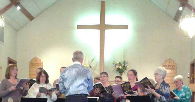 Easter Cantata and Agape Meal image