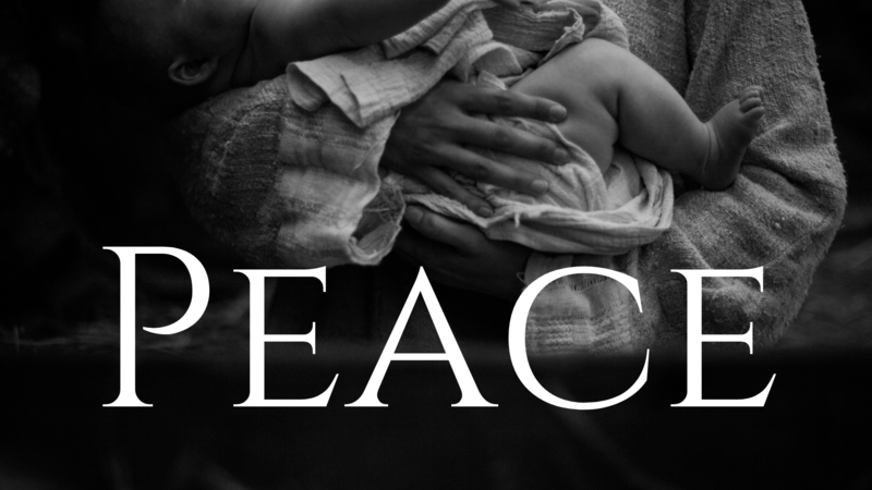 Advent: The Gift of Peace