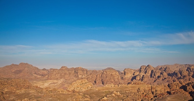 From Mount Nebo to the Dead Sea image