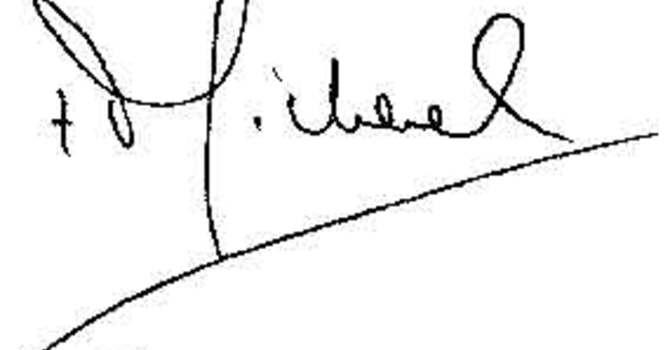 A Pastoral Letter from Bishop Michael Ingham image
