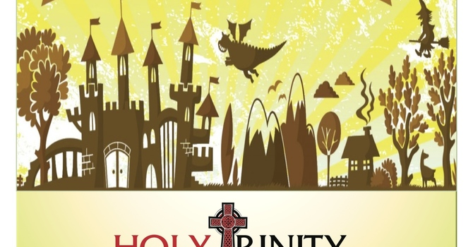 Fairytales & the Gay Man's Journey - Holy Trinity, New Westminster image