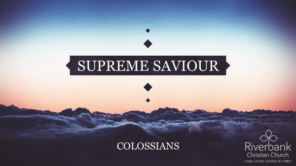 Supreme Saviour