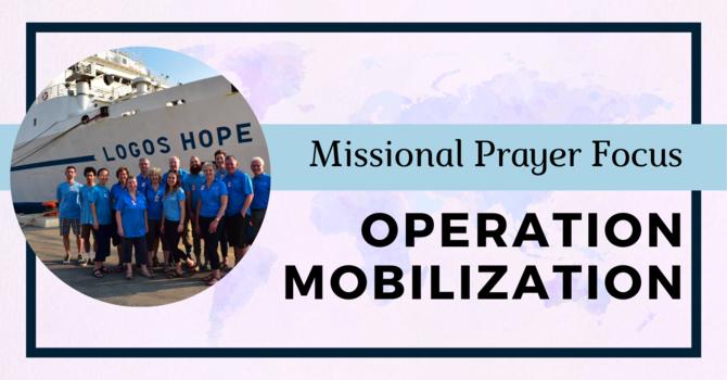 Operation Mobilization (OM) image
