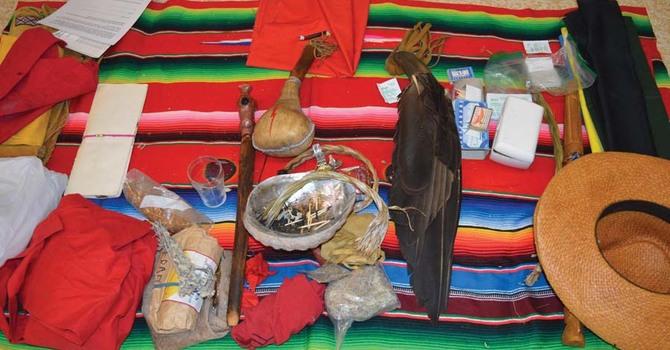 Pipe Ceremony in Agassiz