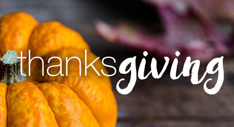 Superabundent Grace, Overflowing Thanksgiving