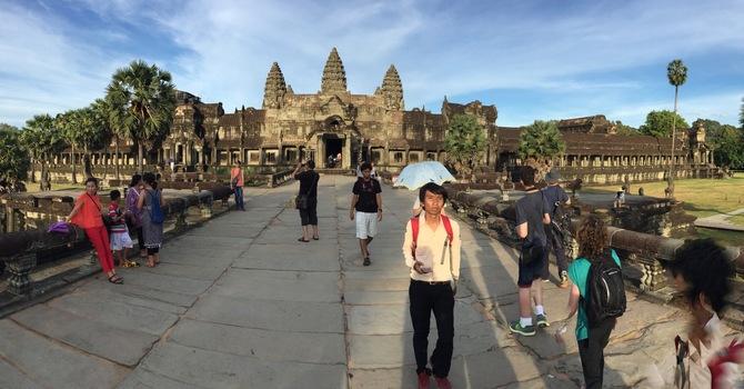 Cambodia Justice Journey Team 2017 image