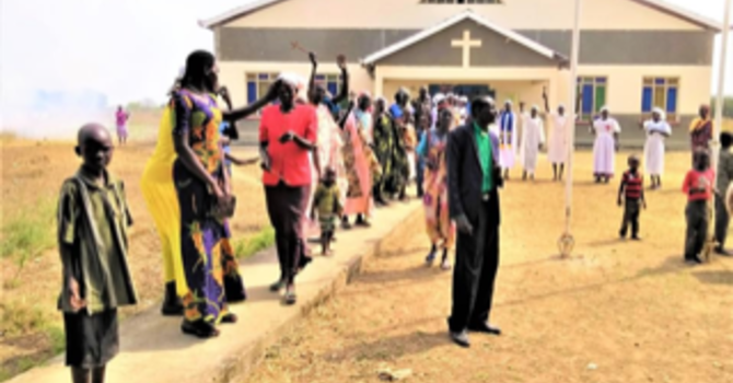 Tragedy in South Sudan Anglican Community image