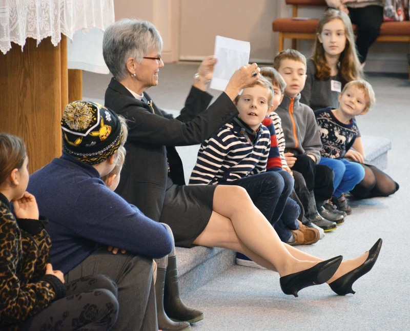 What Does a Bishop Do? - St. George, Maple Ridge
