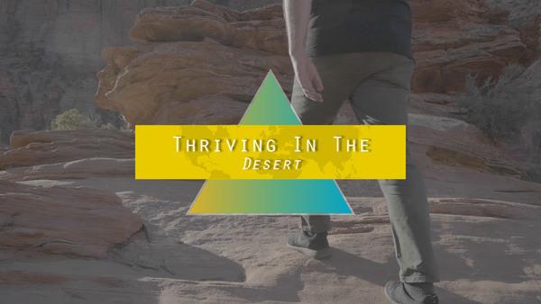 Thriving in the Desert