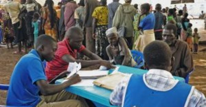 PWRDF Emergency Response to Famine in South Sudan image