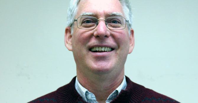 John Steele Appointed Incumbent, St John the Baptist, South Cowichan image