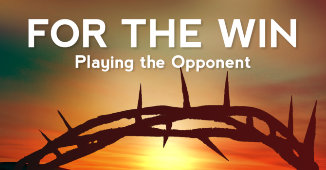 Playing the Opponent