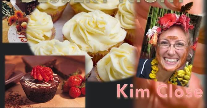 Dessert Night with Kim  image