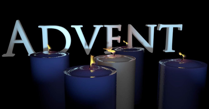 Advent Blessings image