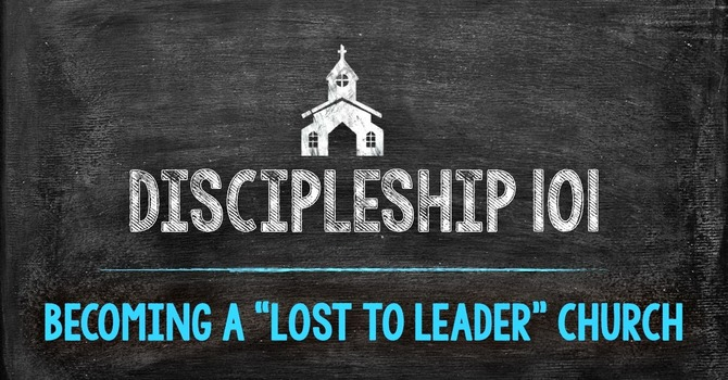 Discipleship 101 Part 4