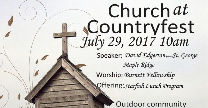 Church at Countryfest