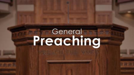General Preaching