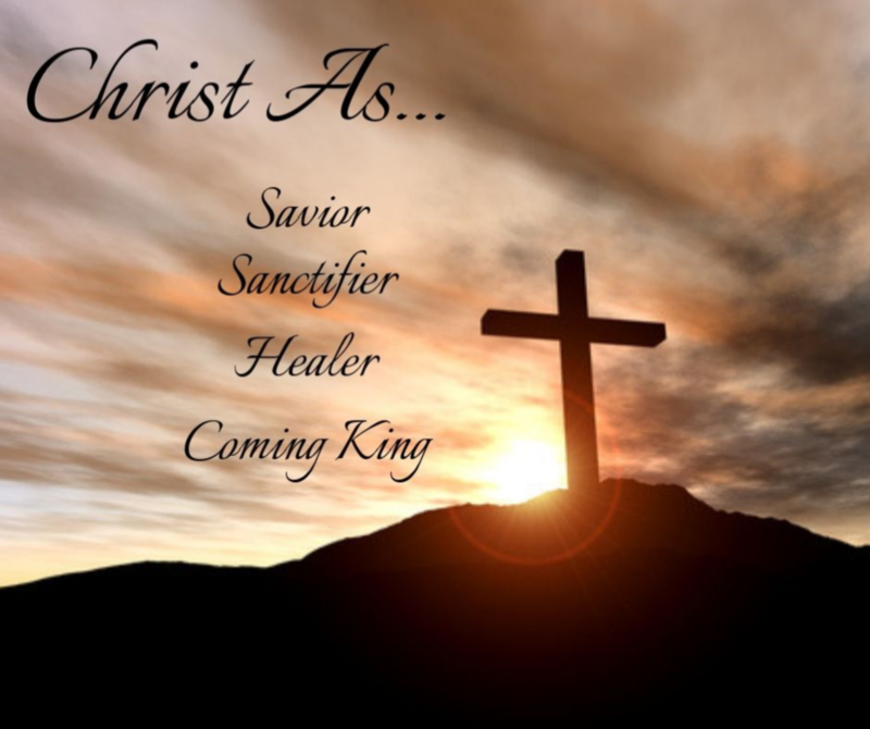 Christ As...Coming King
