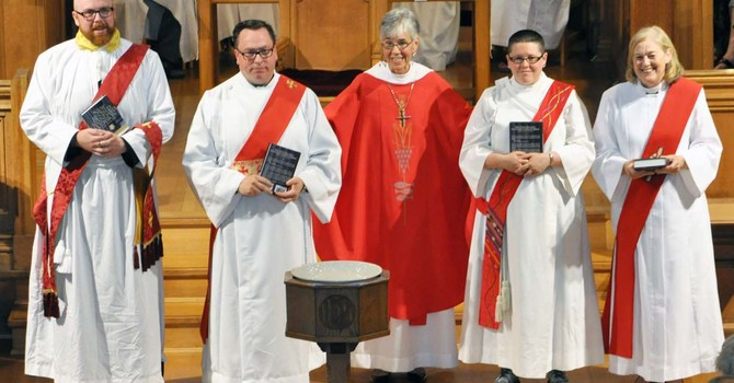 Ordinations in the Holy Church of God - June 28, 2015
