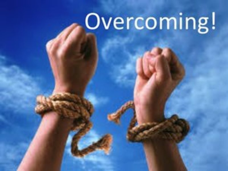 Overcoming The Things that Get Us Down
