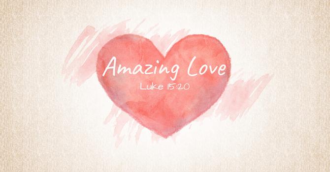 Amazing Love image