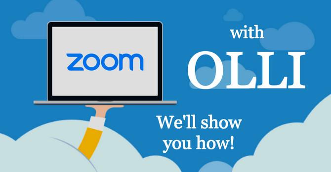 OLLI Classes through Zoom image