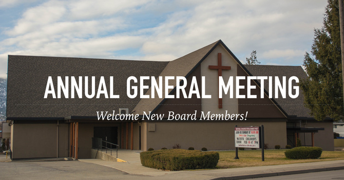 Welcome New Board Members! image