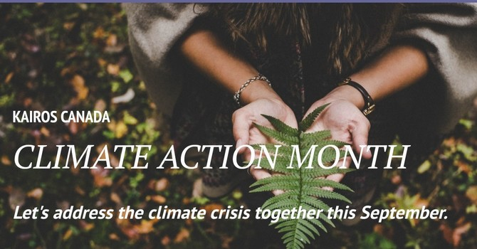 September is Climate Action Month image