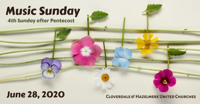June 28, 2020 Worship Service image