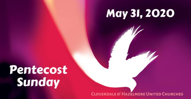 May 31, 2020 Worship Service image