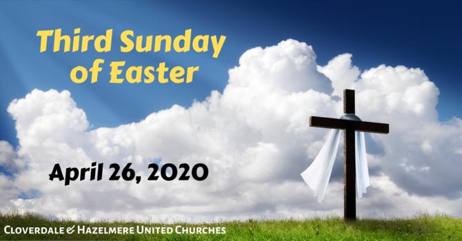 April 26, 2020 Worship Service image