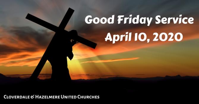 Good Friday Service image