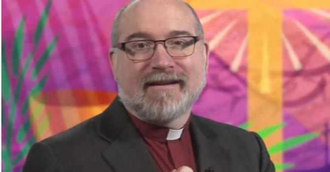 Moderator's Lent Message image
