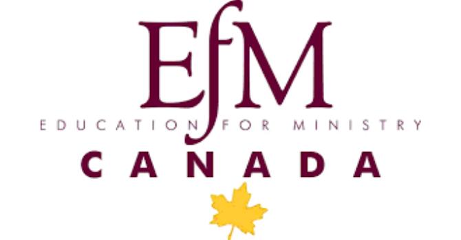 EfM - Education for Ministry image