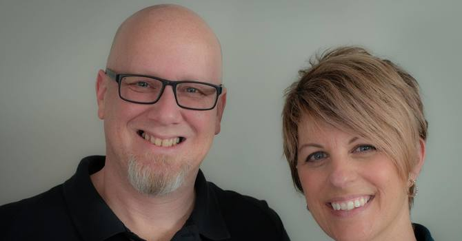 SPECIAL GUESTS:  CAL & CHRISSY KRAHN image