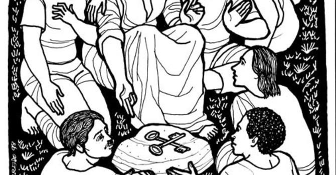 BCP Eucharist for Pentecost 12 image