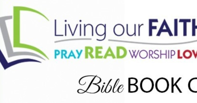Good Shepherd Bible Book Club