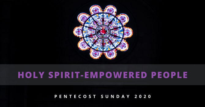 Holy Spirit-Empowered People
