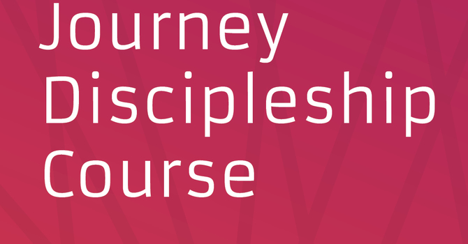 Journey Discipleship Course image
