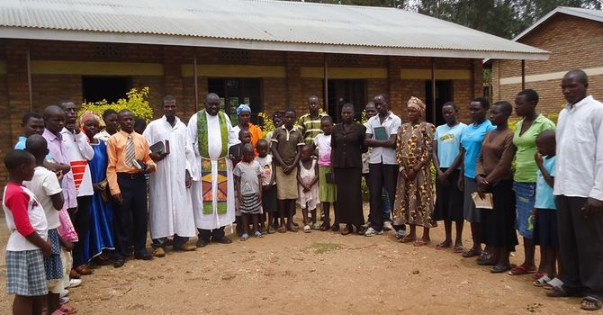 Kagitumba: Coronavirus in Rwanda image