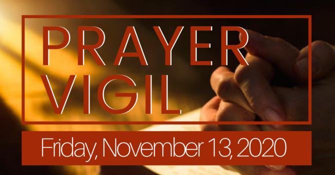 Prayer Vigil image