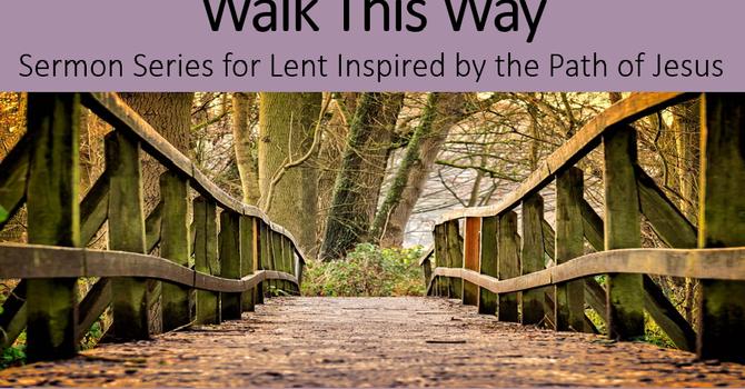 Walk This Way: Week 5