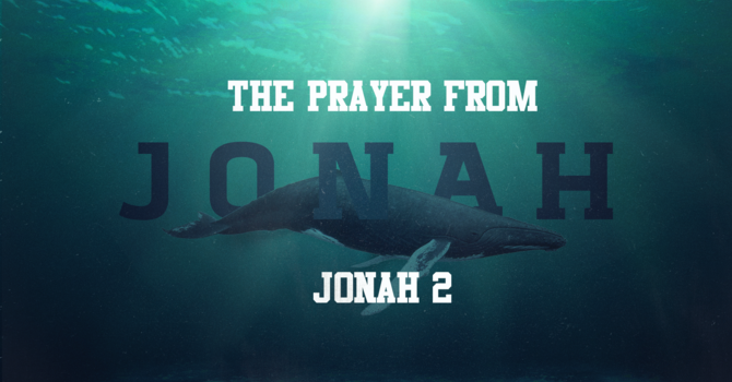 The Prayer from Jonah
