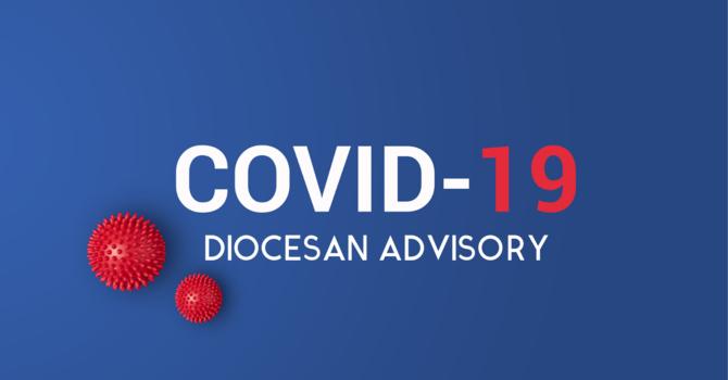 March 12 Covid-19 (Coronavirus) Update image