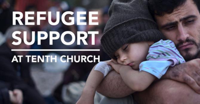 Refugee Crisis Response image