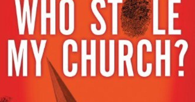 Book Review Who Stole My Church image