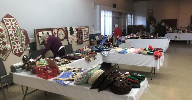 Very Successful Christmas Bazaar