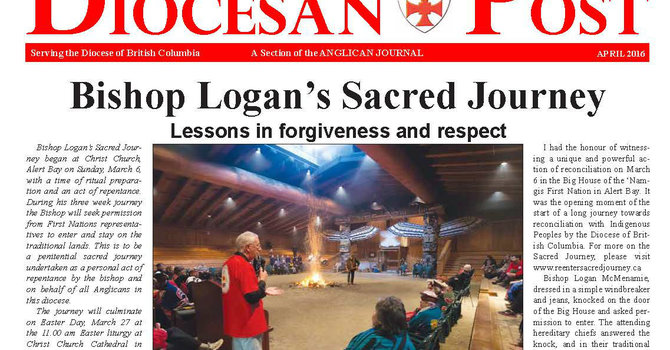 April 2016 Diocesan Post image