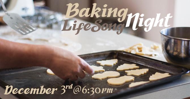 Church Family Night - Baking Night
