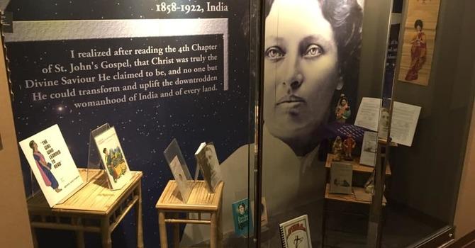 Pandita Mary Ramabai image